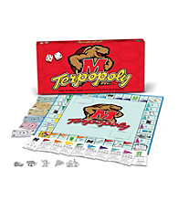 University of Maryland Terps Terpopoly