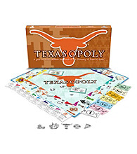 Late for the Sky University of Texas Longhorns Texasopoly