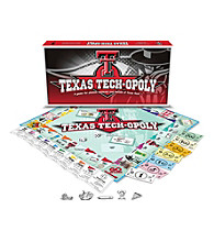 Late for the Sky Texas Tech University Raiders Texas Techopoly