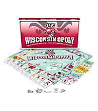 Late for the Sky University of Wisconsin Badgers Wisconsinopoly