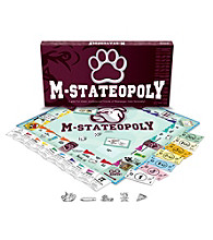 Late for the Sky Mississippi State University Bulldogs M-Stateopoly