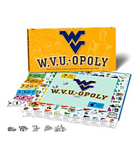 Late for the Sky West Virginia University Mountaineers WVU-Opoly