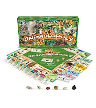 Late For the Sky Wild Animal Board Game
