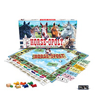 Late for the Sky Horse-opoly Board Game