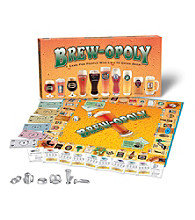 Late for the Sky Brew-opoly Board Game