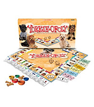 Late for the Sky Yorkie-opoly Board Game