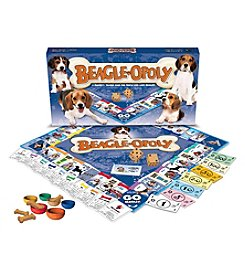 Late of the Sky Beagle-opoly Board Game