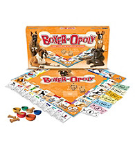 Late for the Sky Boxer-opoly Board Game