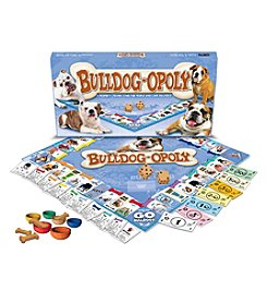Late for the Sky Bulldog-opoly Board Game