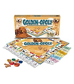 Late for the Sky Golden-opoly Board Game