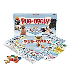 Late for the Sky Pug-opoly Board Game