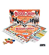 Late for the Sky Boston Terrier-opoly Board Game