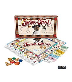 Late for the Sky Jacks-opoly Board Game