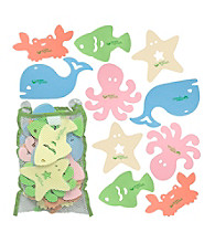 Green Sprouts® Sea Friends 15-pk. Bath Toys
