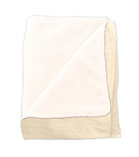 i play.® Cream Soft & Snuggly Blanket