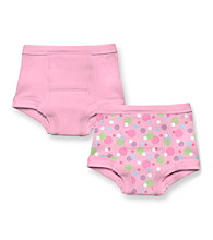 i play.® Girls' Pink 2-pk. Training Pants