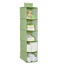 i play.® Sage Forest Nursery Closet Organizer