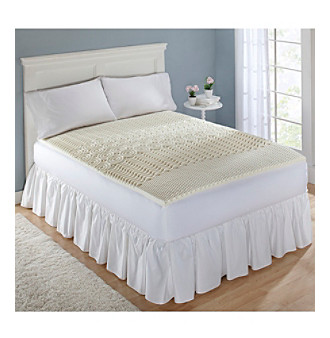 SleepBetter® Isotonic® 5-Zone Mattress Topper
