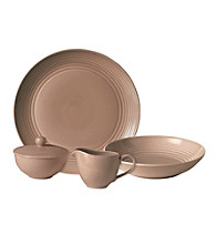 Gordon Ramsay Maze Collection by Royal Doulton® Taupe 5-pc. Completer Set
