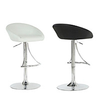 Monarch Metal Bucket Seat Hydraulic Lift Barstool