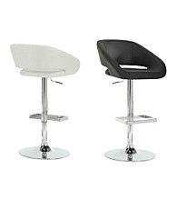 Monarch Retro Metal Hydraulic Lift Barstool