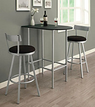 Monarch Metal Spacesaver Bar Table