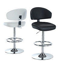 Monarch Curved Hydraulic Lift Barstool