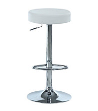 Monarch Set of 2 Flair Metal Hydraulic Lift Barstools