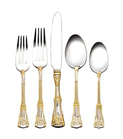 Royal Albert® Old Country Roses 20-pc. Flatware Set