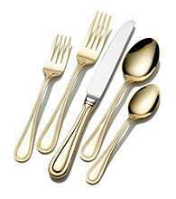 Wallace® Continental Beads 65-pc. Flatware Set