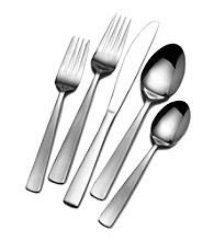 Wallace® Home Satin Oasis 77-pc. Flatware Set
