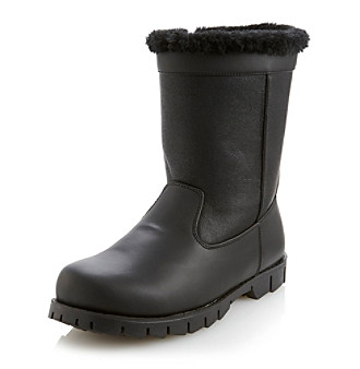 "Weatherproof® Mens' ""Eric"" Cold Weather Boot - Black"
