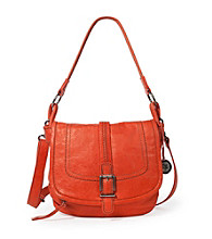 The Sak® Burnt Orange Silverlake Mini Flap Crossbody