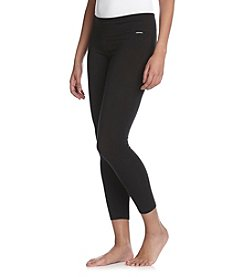 Jockey® Active Black Ankle Leggings