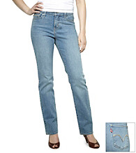 Levi's® 512 Straight Leg Jean - Barely Blue