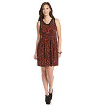 BB Dakota® Animal Print Dress