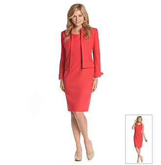 Suit Dress And Jacket