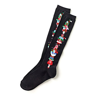 Davco Stacked Gifts Socks