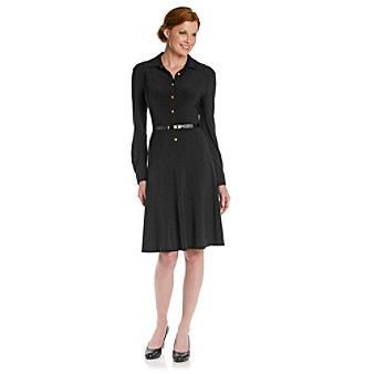 Anne Klein® Shirt Dress