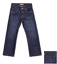 Levi's® Baby Boys' Glare Slim Straight Jeans