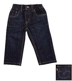 Levi's® Baby Boys' Midnight Slim Sraight Jeans