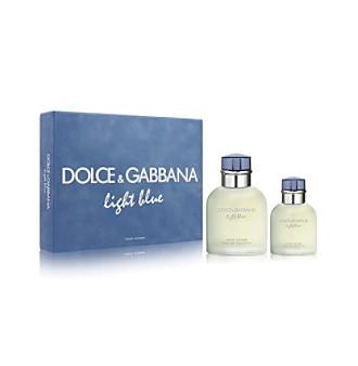 Dolce & Gabbana® Light Blue Pour Homme Set