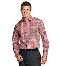 Kenneth Roberts Platinum® Men's Captains Rose Classic Plaid Woven