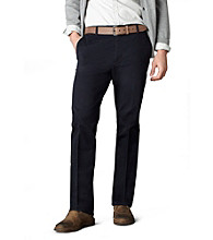 Dockers® Men's Straight Fit Flat-Front Stain Defender Pants