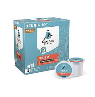 Keurig Caribou Coffee® Obsidian 18-pk. K-Cups®