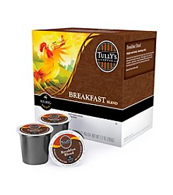 Keurig Tully's Coffee Breakfast Blend Extra Bold Light Roast 18-pk. K-Cups®
