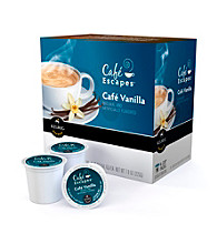 Café Escapes® Café Vanilla 16-pk. K-Cups®