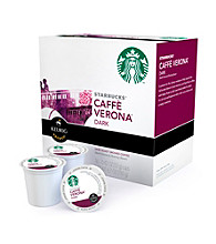 Starbucks® Caffé Verona Dark Roast Coffee 16-pk. K-Cups®