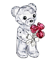 Swarovski® Kris Bears - Red Roses For You