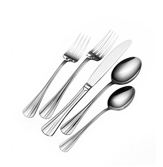 Product: Pfaltzgraff® Smithfield 80-pc. Flatware Set